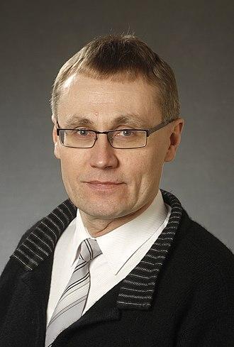 Estonian parliamentary election, 2007 - Image: IRL Tõnis Lukas