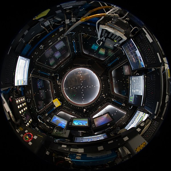 File:ISS-26 Cupola with robotic workstation.jpg
