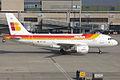 Iberia, EC-LEI, Airbus A319-111 (16430881906).jpg