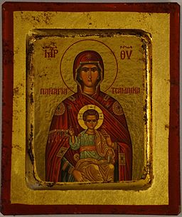 Icon of Tsambika