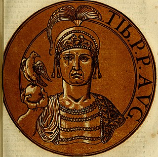 Tiberius III Emperor of the Romans