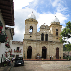 Church of Tenza