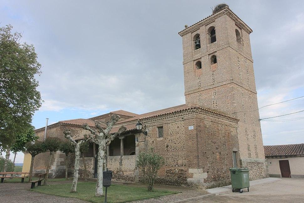 Iglesia de San Pedro, Villota del Páramo 02