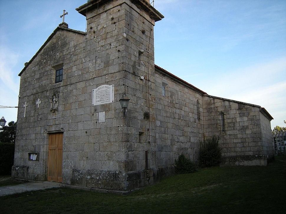 Iglesia de San Xoan de Baion 5