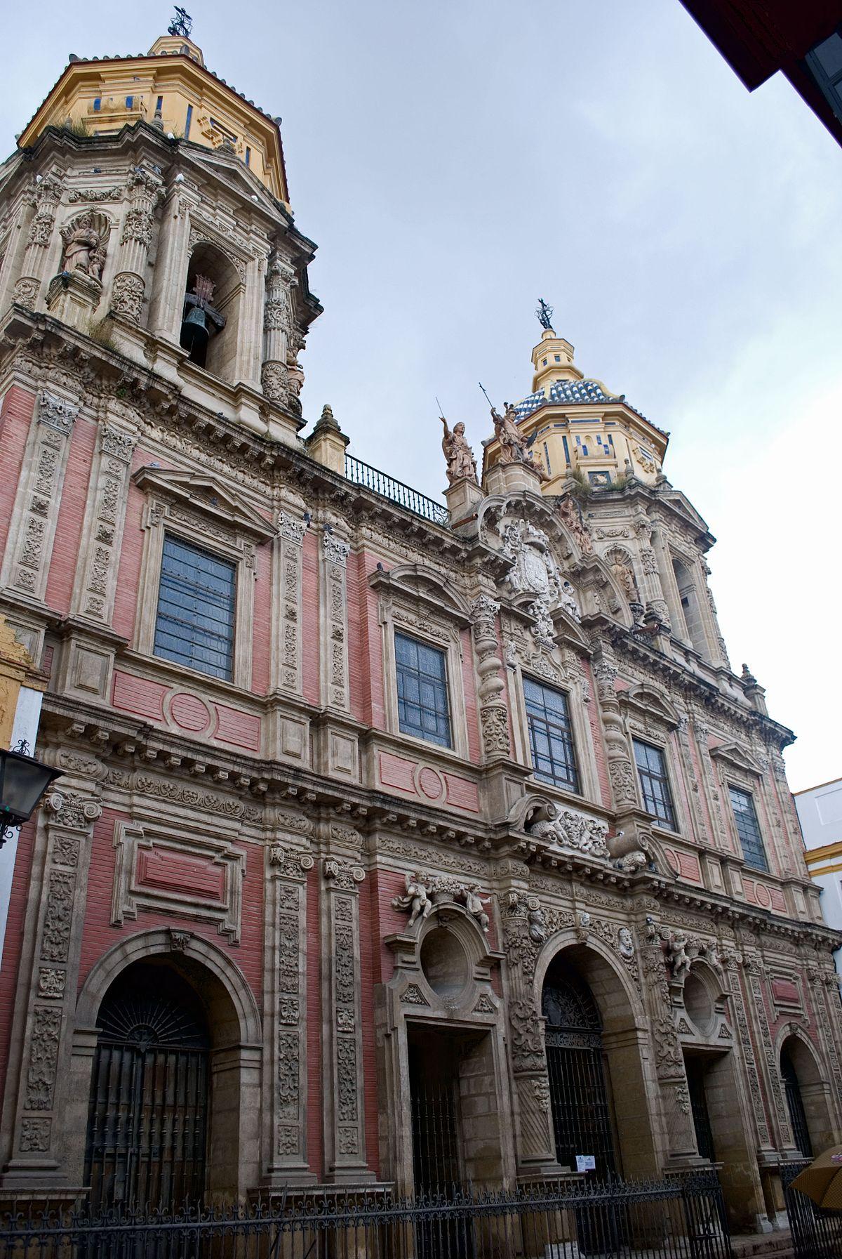Iglesia de San Luis de los Franceses (Sevilla) - Wikipedia, la ...