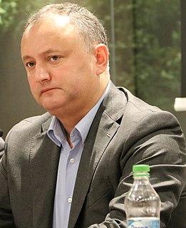 2016 Moldovan presidential election