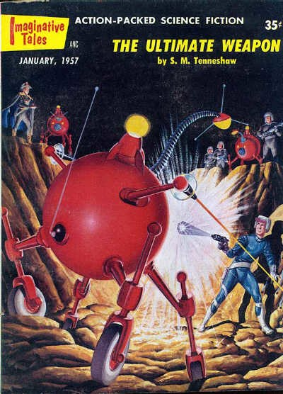 Imaginative tales 195701