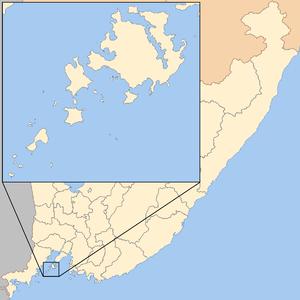 Eugénie Archipelago - Eugénie de Montijo Archipelago