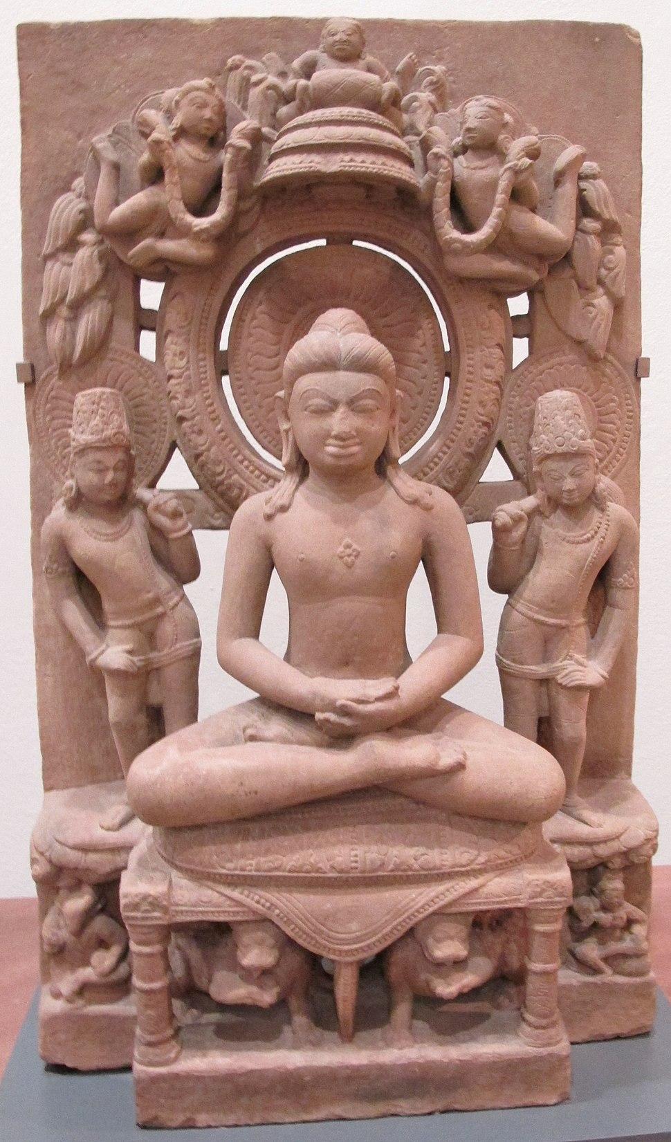 India, uttar pradesh, jina rishabhanatha, 800-900