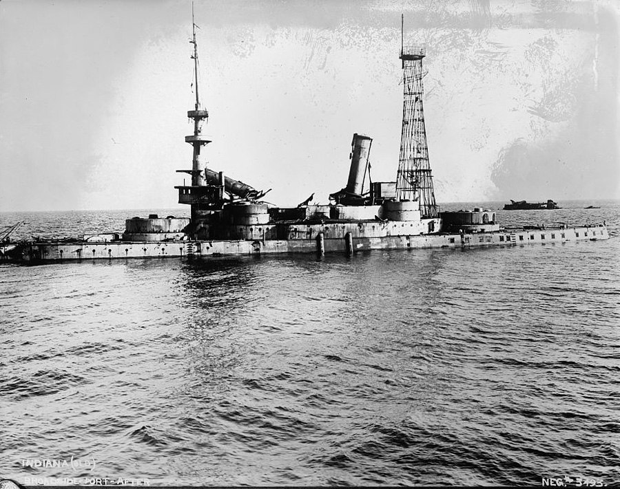 Indiana bombing 1920