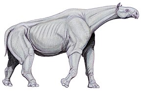 alt=Description de l'image Indricotherium11.jpg.