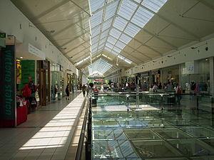 Canberra Centre - Inside the Canberra Centre