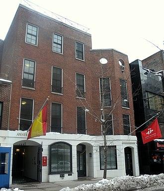 Instituto Cervantes - New York
