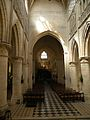 Intérieur de l'église Sainte-Trinité de Falaise 18.JPG