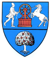 Coat of arms of Jude?ul Vâlcea