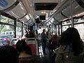 Interior d'un autobús a València.JPG
