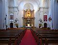 Interior de l'església de la Mare de Déu de Gràcia, Alacant.JPG
