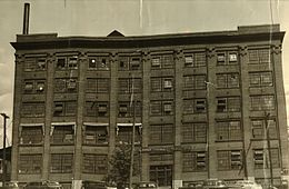 a55aa96260a25 International Hat Company s second headquarters at 2528 Texas Avenue in St.  Louis