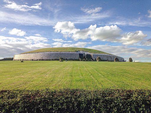 Irelands history Newgrange