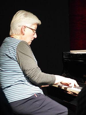 Irène Schweizer - Irene Schweizer in concert at Loft (Cologne) 2014