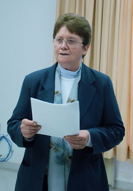 Sister Rosalia Sehnem of the Sisters of St. Francis of Penance and Christian Charity Irma Rosalia Sehnem IFPCC7.JPG