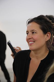 French artist, writer and curator