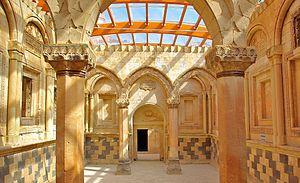 Ishak Pasha Palace - Image: Ishak Pasa DSC 5674