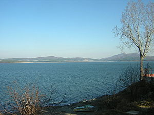 Iskar Reservoir - Image: Iskarreservoir 2