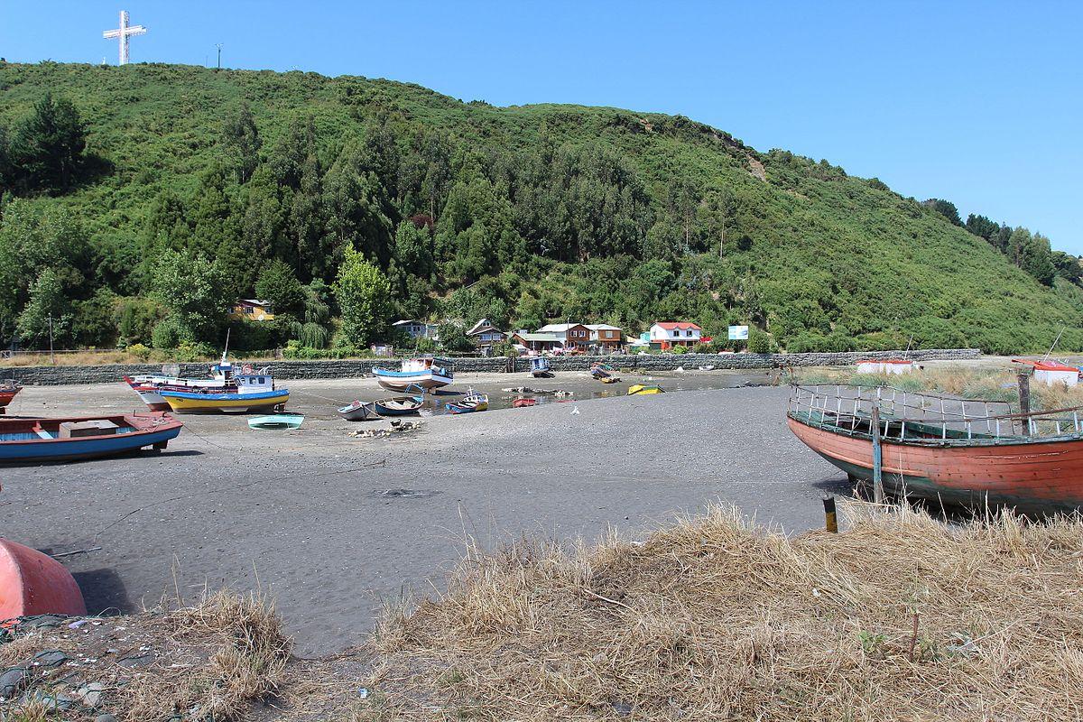 Isla Tenglo - Wikipedia, la enciclopedia libre