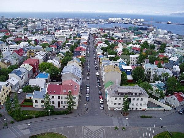 Bilder von Reykjavík: