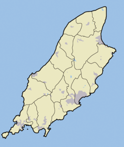 TemplateLocation map Isle of Man Simple English Wikipedia the