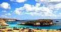 Isola dei Conigli a Lampedusa.jpg