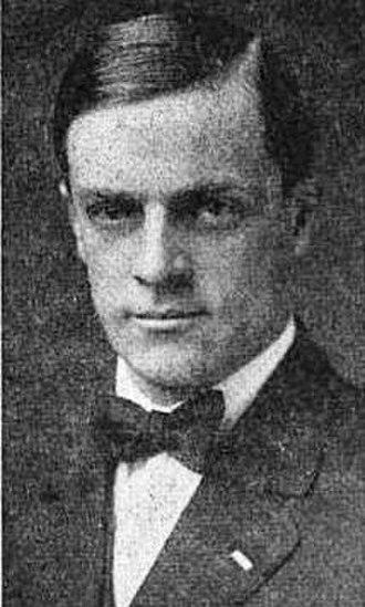 Israel A. Smith - Smith circa 1920