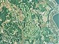 Itako Country Club, Itako Ibaraki Aerial photograph.1999.jpg
