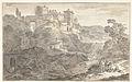 Italianate landscape (1654), by Adriaen van der Kabel.jpg