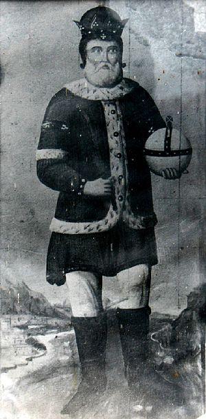 Prince of Tarnovo - Image: Ivan shishman preobravenski manastir