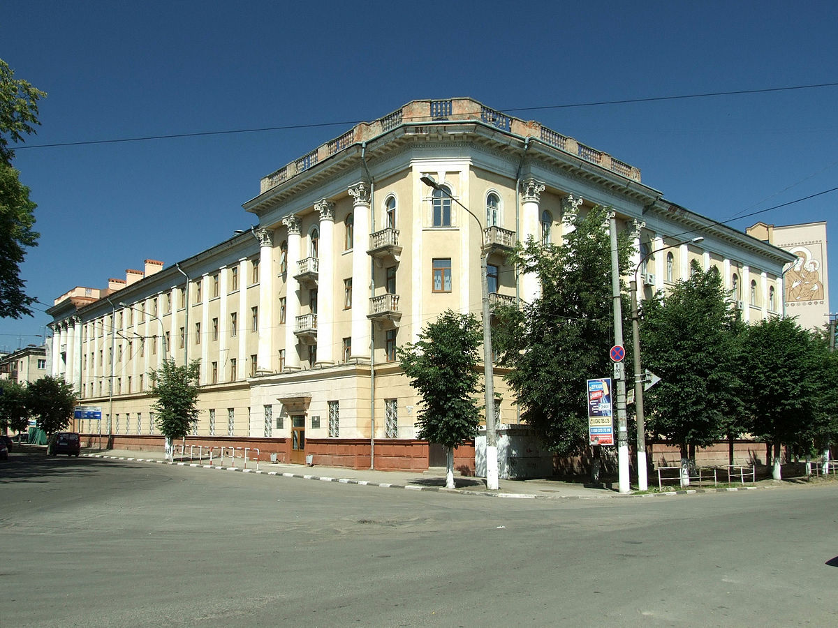 Authorities in the city of Ivano-Frankivsk and region: a selection of sites