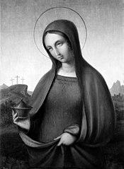 Magdalene med salvekrukken