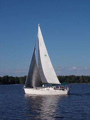 J/32 - Image: J32 sailboat Lady Cait 0697