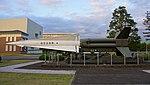 JASDF Nike-J left side view at Iruma Air Base November 3, 2014.jpg