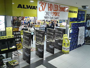 JB Hi-Fi - JB Hi-Fi store in Rundle Mall Plaza, Adelaide