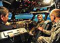 JFC Brunssum commander visits Component (8639105503).jpg