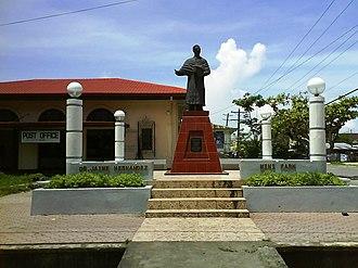 Libmanan, Camarines Sur - J. Hernandez Park Libmanan