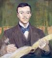 Jacek Malczewski - Portret Karola Potkańskiego, 1900.png