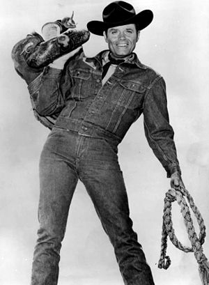 Stoney Burke (TV series) - Image: Jack Lord Stoney Burke