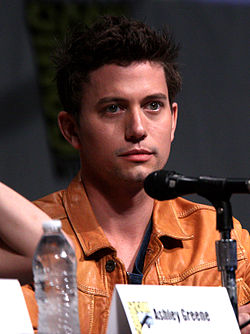 Jackson Rathbone al San Diego Comic-Con International 2012