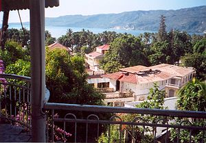 View of Jacmel