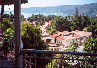 Jacmel Commune in Sud-Est, Haiti