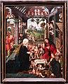 Jacob cornelisz. van oostsanen e bottega, adorazione del bambino, 1515 ca. 01.jpg