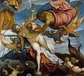 Jacopo Tintoretto - The Origin of the Milky Way - WGA22669.jpg